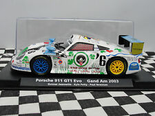 FLY PORSCHE 911 GT1 EVO GAND AM 2003 #6 8521 1:32 NEW BOXEDPAUL NEWMAN HOLE IN W