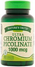Nature's Truth Chromium Picolinate 1000 mcg 90 ea