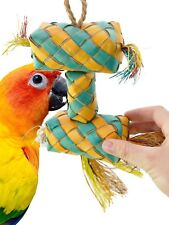 03420 Large Stacked Pinata Bird Toy Cage Toys Cages Foraging Chew Shredder