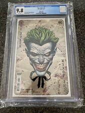 The Joker #3 Finch Variant CGC 9.8