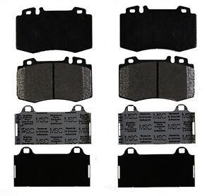 Disc Brake Pad Set fits 1999-2012 Mercedes-Benz SL500 S500 S430  ACDELCO PROFESS