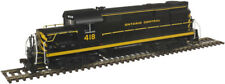 Atlas HO Scale Alco RS36 (Standard DC) Ontario Central/OC (Black/Yellow) #418