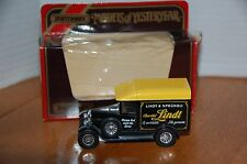 MATCHBOX MODELS OF YESTERYEAR NO Y19 SCALE 1:43 1929 MORRIS LIGHT VAN