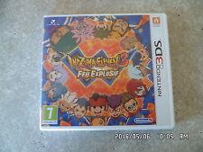 JEU NINTENDO 3DS : INAZUMA ELEVEN 3 FEU EXPLOSIF  J18