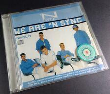 'N Sync - We Are 'N Sync - 1997 - Video CD - 74321-54690-2 - Documentary - RARE!