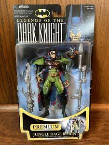 Jungle Rage Robin Vintage Batman Legends Of The Dark Knight Figure 1997 Kenner