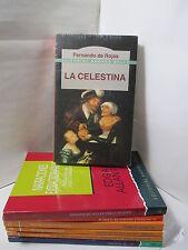 LA CELESTINA - FERNANDO DE ROJAS Spanish Literature Libros EN Espanol