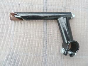Potence 22 mm 150 Haut 87 long 25 mm guidon Noir Cosmos VTT vintage ancien stock