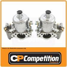 "Nissan Datsun 260z SU Carburettor HS6 1-3/4"" Conversion From Hitachi (Pair)"
