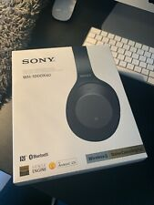 Sony WH-1000XM2B Bluetooth Over the Ear Headphones (Black) - Excellent