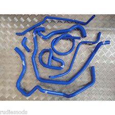 Ford Fiesta Mk5 00-02 1.6 Zetec-S Petrol 8 piece Ancillary Hoses and hose clips