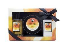 W7 Citrus Burst Pompelmo Rosa Bath & Body Set Regalo