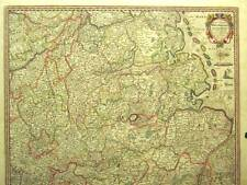 Original kolor. Kupferstichk. Visscher 1690 WESTFALEN