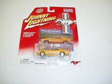 1/64th 1969 Ford Mustang Shelby GT500 Johnny Lightning #3 Mustang Series