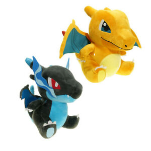 Hot sale Plush Doll Figure X Y Charizard Dragon Toy Gift
