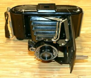 Zeiss Ikon Simolex  Nettar 6,3/105mm  6x9 cm Rollfilmkamera