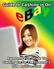 Guide to Cashing in on eBay Ebook PDF & 5 Bonus Ebooks MRR Free Shipping