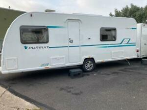 Quality Used 2018 Bailey Pursuit 530/4 Light Weight Fixed Bed - 1 of 4 offers