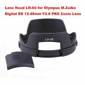 LH-66 Lens Hood Bayonet Mount for Olympus M.Zuiko Digital ED 12-40mm f/2.8 PRO