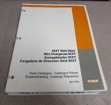 Case 95xt Skid Steer Parts Catalog Manual Bur 7 2121 1998