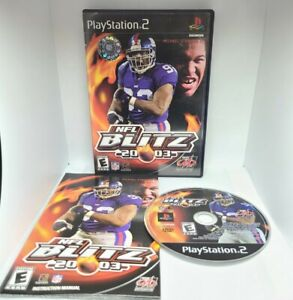 NFL Blitz 2003 - Playstation 2 / PS2 - Complete - Tested