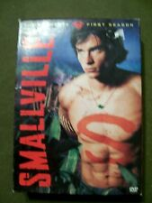 Smallville Complete First and Second Season DVD Box Sets