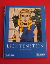 Lichtenstein - Monografie 2007 - Uitg. De Morgen/Taschen - NIEUW
