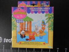 Littlest Pet Shop Cucciolandia Zoo Kenner Jungle Ghepardo Elefante Panda Playset