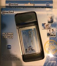 Connectland Pc Card 4 Ports Usb V2.0