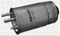 BORG & BECK FUEL FILTER FOR FIAT DOBLO DIESEL 1.3 66KW