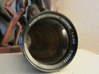 Pentax Super Takumar multi- coated  200mm f/4 Lens
