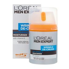 L'Oreal Men Expert Wrinkle De-Crease Anti-Wrinkle Moisturiser 50ml