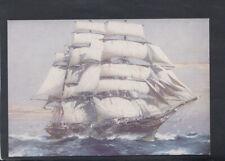"""Shipping Postcard - Sailing Ships - The '""""Cutty Sark""""   T5257"""