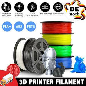 3D Drucker Filament 1KG Rolle ABS PLA+ TPU PETG HIPS SILK MFLEX 1,75mm Printer