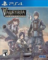 NEW Valkyria Chronicles Remastered (Sony PlayStation 4, 2016)