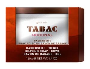 TABAC Shaving Soap 125g in a Ceramic Bowl