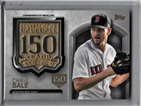 Chris Sale 2019 Topps 150th Anniversary Baseball Series Two Medallion Card