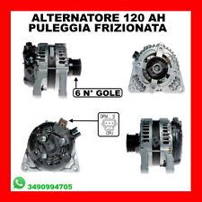 ALTERNATORE 120AH VOLVO C30-C70 II-S40 II-V50 1.6 D-2.0 D DAL 2004 Y60118300