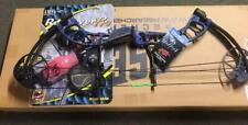 PSE D3 Bowfishing Compound Bow,REST AMS reel