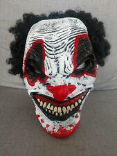 Creepy Evil Scary Halloween Clown Adult Halloween Costume Mask