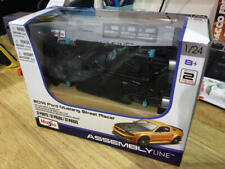 Maisto 1:24 Scale Assembly Line 2014 Ford Mustang Street Racer Diecast Model Kit