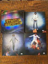 Anthony Kiedis Flea Chad Smith Signed Stadium Arcadium Vinyl PSA DNA Coa RHCP