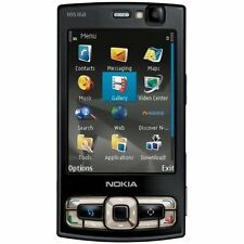 Nokia N95 8GB Black 3G Unlocked 5.0MP Slider Symbian Smartphone