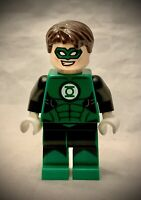 LEGO minifigure sh145 - GREEN LANTERN - White Hands - Justice League 76025