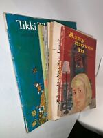 LOT 7 Scholastic Paperback; 1967 Amy Moves In by Marilyn Sachs, Brave Daniel
