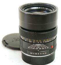 Leica 90mm f/2.8 Elmarit-R E55 3-cam lens 11239 Germany EXC- #36923