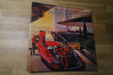VERY RARE Syd Mead: SENTINEL - TOP Artbook, 30 x 30 cm - 1st Ed. 1979 Softcover