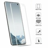 For Samsung Galaxy S8 S9 S10 Plus 10e Note 8 9 Full Cover Screen Protector Film
