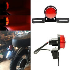 Motorcycle Chopper Bobber Cafe Racer Rear LED Tail Brake Stop Light For Honda US