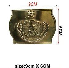 Franch Napoleonic Brass Belt Buckle
